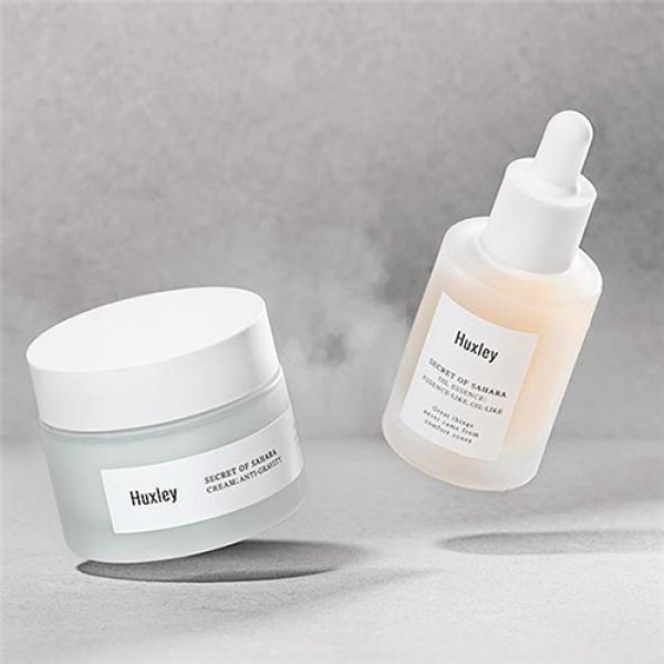 Huxley Anti-Gravity Duo 仙人掌緊緻抗氧修護套裝 Limited Set ♥ Firming All Day