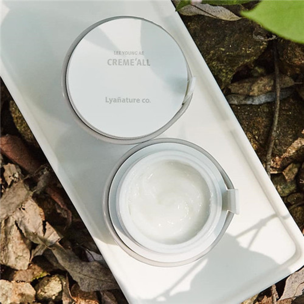 Lyanature Lee Young Ae Creme' All 李英愛多效營養補水面霜