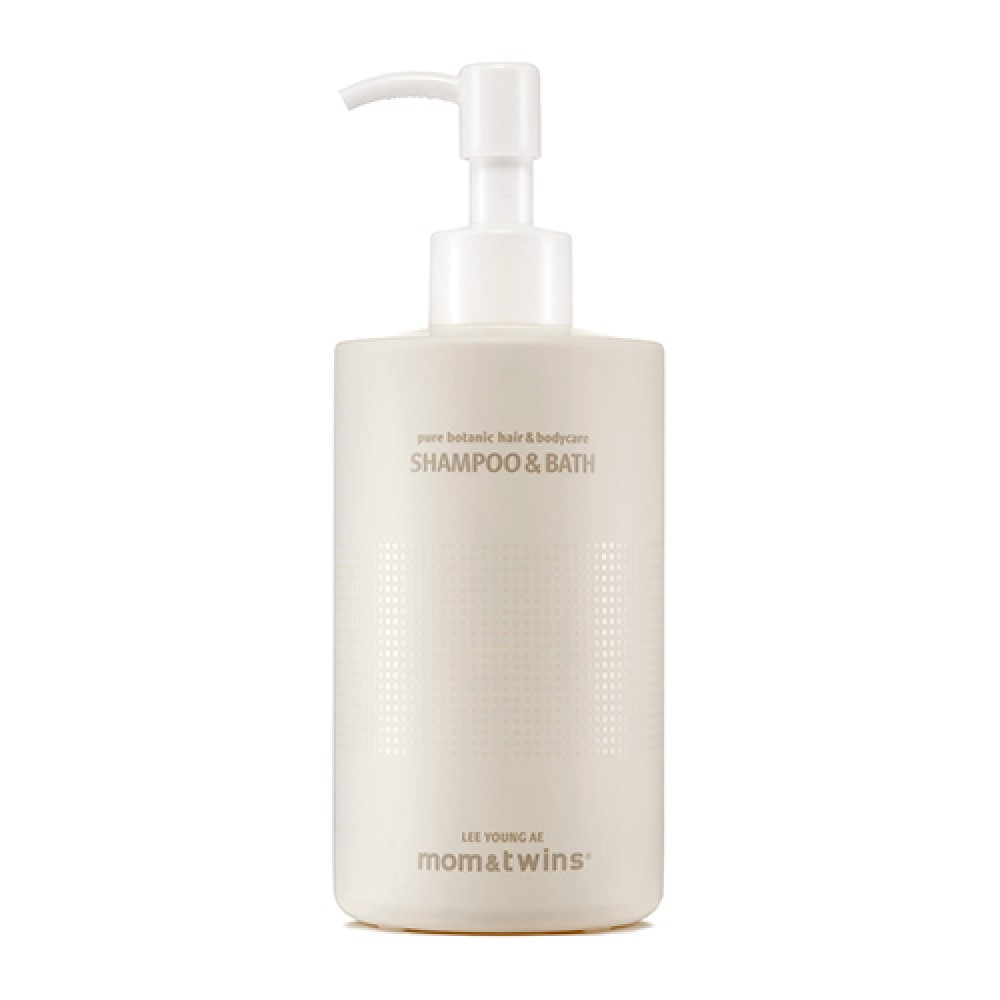Lyanature Lee Young Ae Shampoo & Bath 高效植物柔和洗髮沐浴露