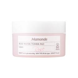Mamonde Rose Water Toner Pad 玫瑰保濕通透肌重點修護面膜