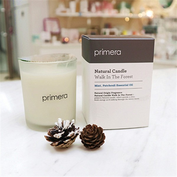 Primera Natural Candle Walk in the Forest 100%天然大豆香薰蠟燭 Limited Edition