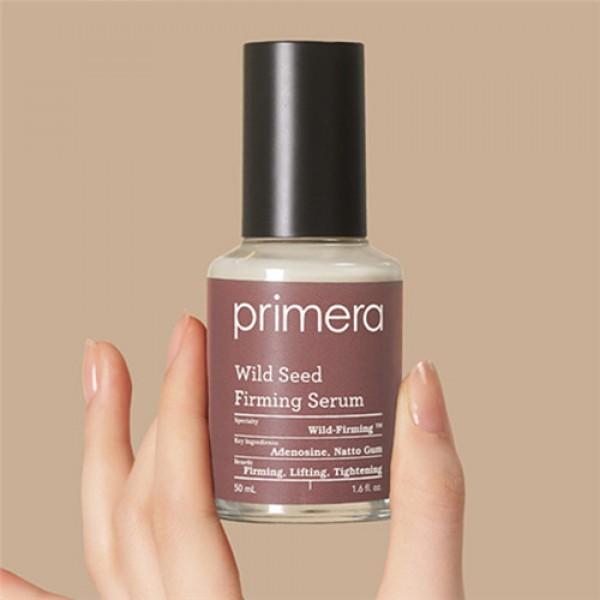 Primera Wild Seed Firming Serum 童顏V臉彈力緊緻精華 50ml