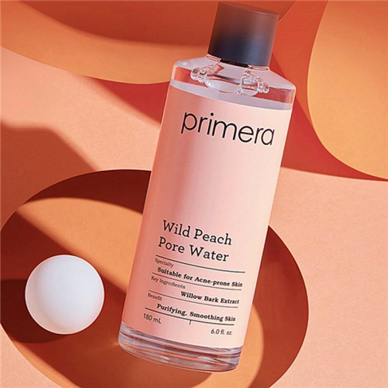 Primera Wild Peach Pore Water NEW 細緻毛孔爽膚水(新包裝)