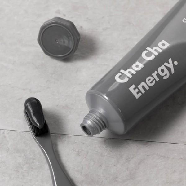 UNPA Cha Cha Charming Charcoal Energy Toothpaste 灰色牙齦護理牙膏 100g