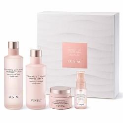 Yunjac Hydrating & Soothing Basic Trio Set 高保濕舒緩柔膚系列 4件套裝