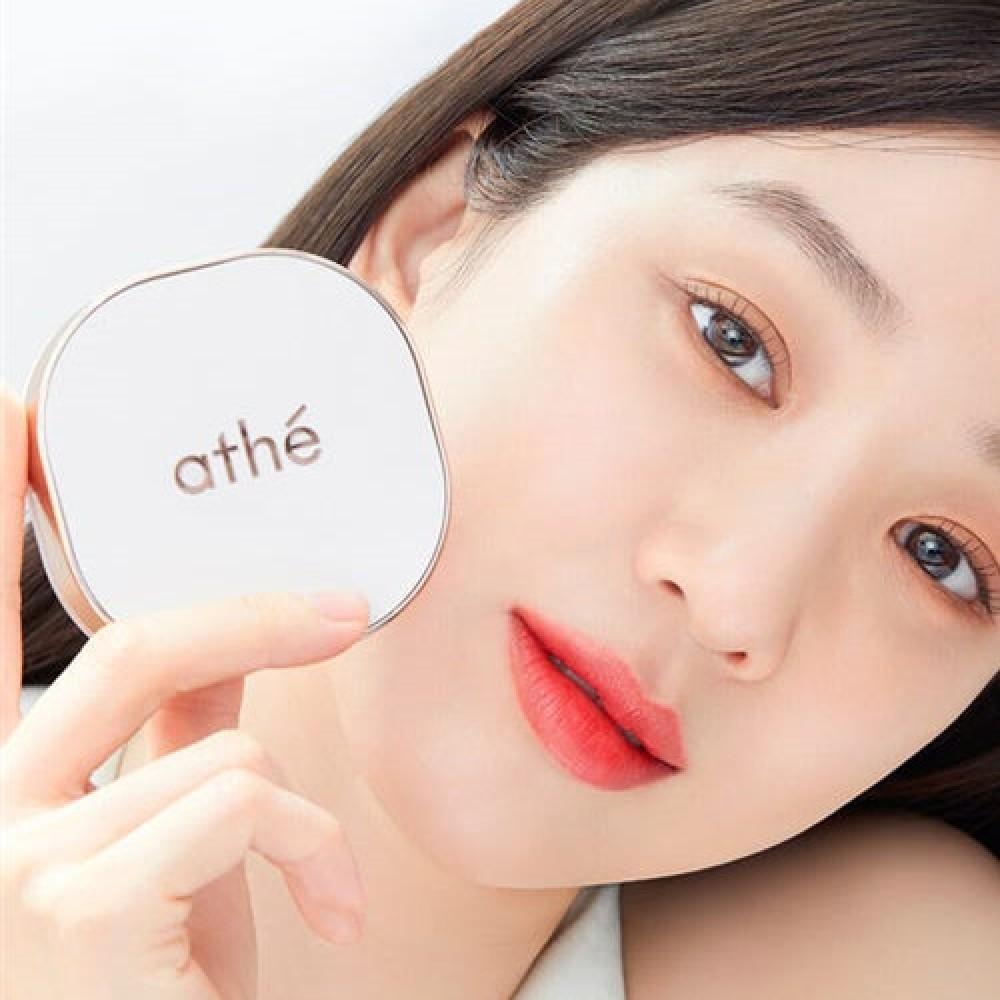 athe Vita Whitening Cushion SPF50+ PA+++ 純素全效維他命亮白氣墊粉底 (附補充裝)