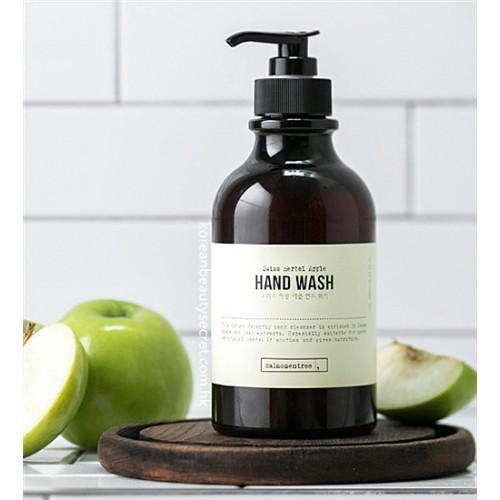 Calmomentree Swiss Herbal Apple Hand Wash 瑞士草本蘋果天然洗手液 480ml