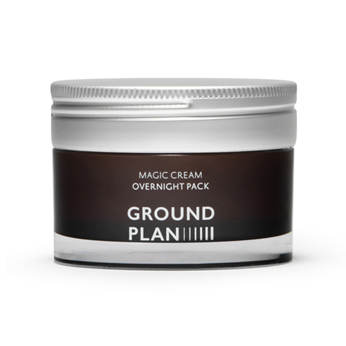 Ground Plan Secret Cream Overnight pack 魔法睡眠保濕面膜