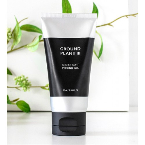 Ground Plan Secret Soft Peeling Gel 溫和舒柔去角質啫喱