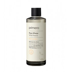 Primera Wild Peach Pore Water 細緻毛孔爽膚水 180ml