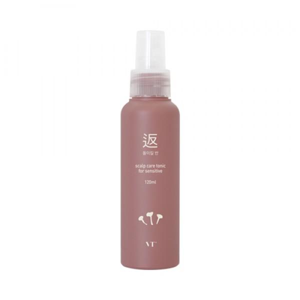 VT Scalp Care Tonic For Sensitive 敏感頭皮護理養髮精華