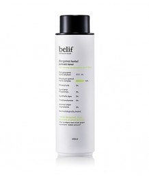 Belif Bergamot Herbal Extract Toner 佛手柑平衡保濕柔膚水