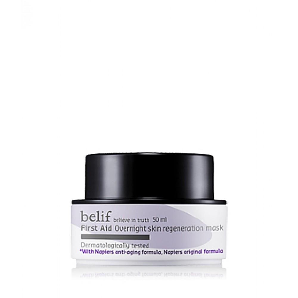 Belif First Aid Overnight Skin Regeneration Mask 彈力再生急救面膜