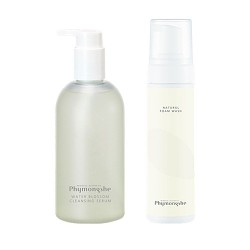Phymongshe Water Blossom Cleansing Set 亮顏美肌卸妝潔面套裝