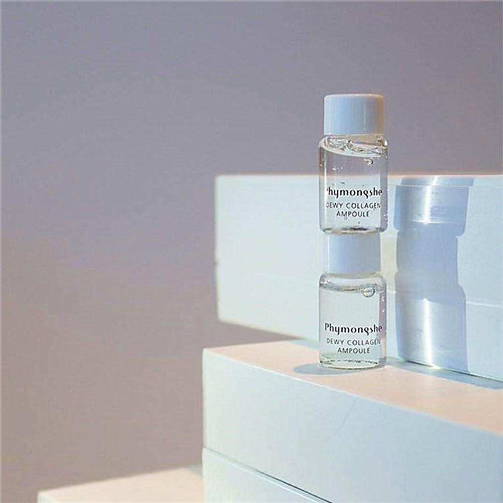 Phymongshe Dewy Collagen Ampoule 深層補水膠原蛋白肌底液 4ml x 5ea
