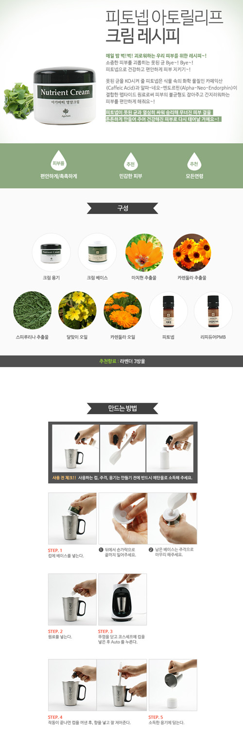 The Benefits of nature Phyto-NEP Ato-Relief Cream 消炎防敏抗痘面霜