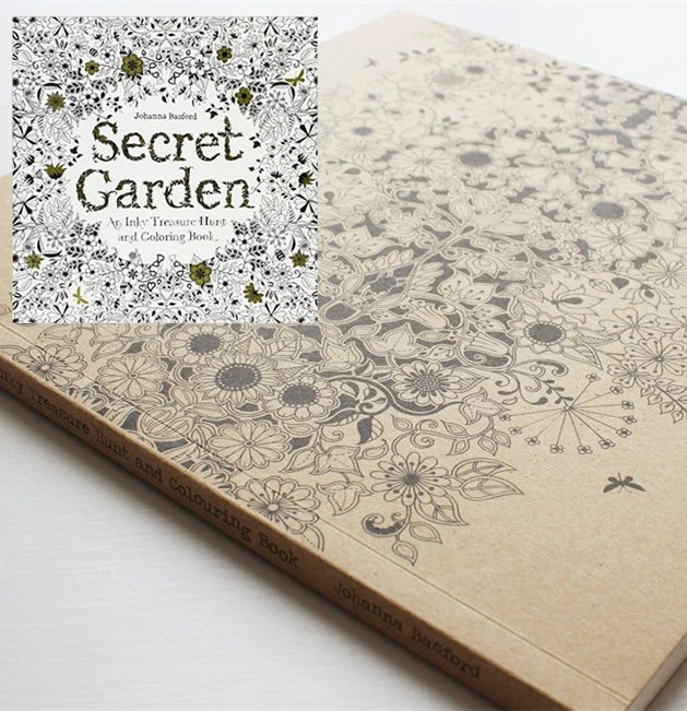 secret garden an inky treasure hunt and colouring book pdf